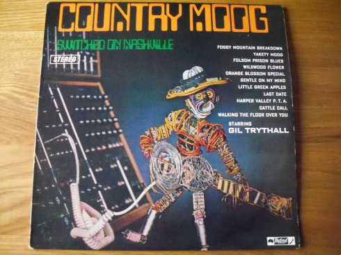 Gil Trythall Switched On Nashville Country Moog